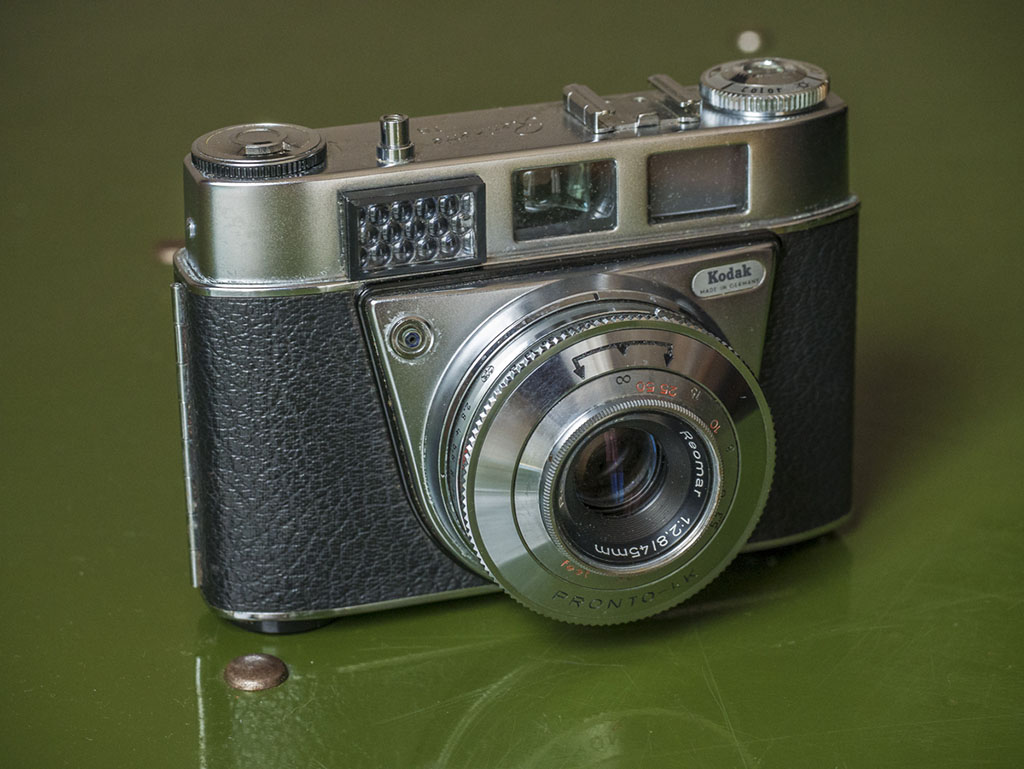Kodak Retinette 1B Type 037 – Fat Boy